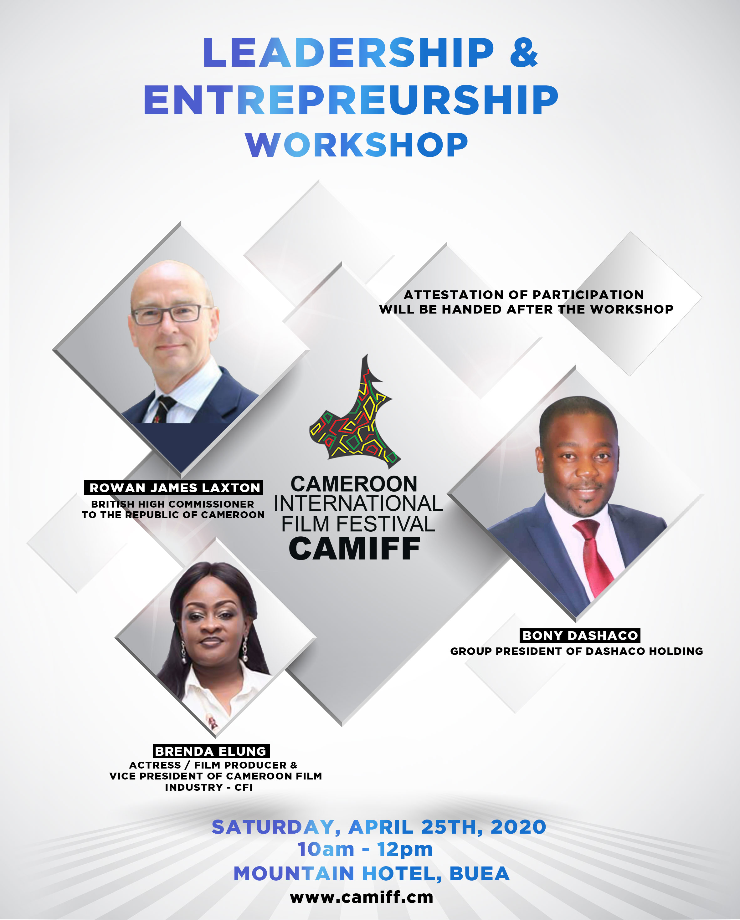 Leadership & Entrepreneurship Workshop